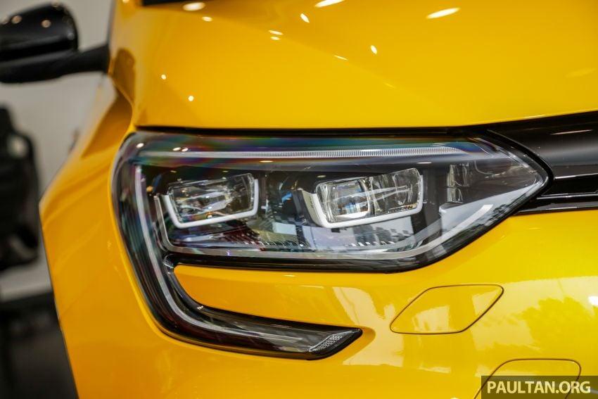 GALERI: Renault Megane RS 280 Cup EDC – harga rasmi untuk varian auto diumumkan, RM299,888 Image #998470