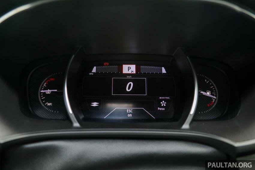 GALERI: Renault Megane RS 280 Cup EDC – harga rasmi untuk varian auto diumumkan, RM299,888 Image #998506