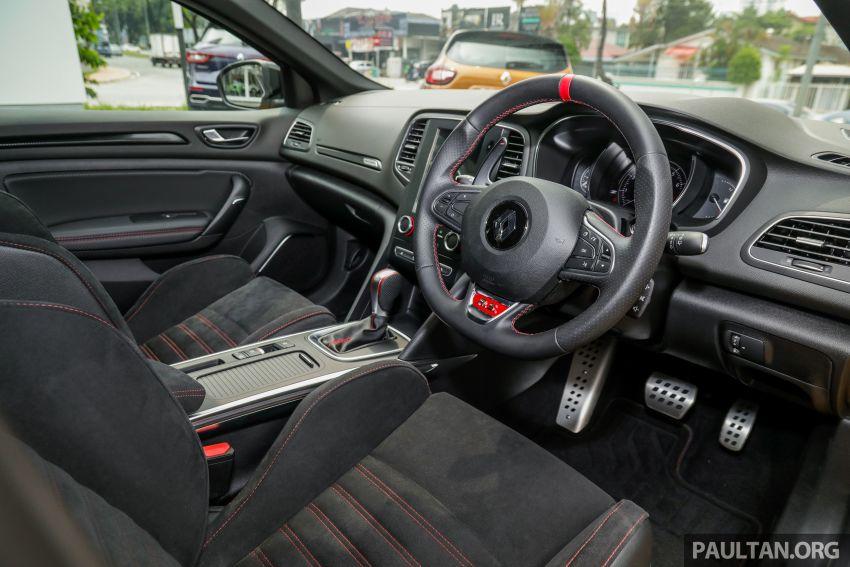 GALERI: Renault Megane RS 280 Cup EDC – harga rasmi untuk varian auto diumumkan, RM299,888 Image #998495
