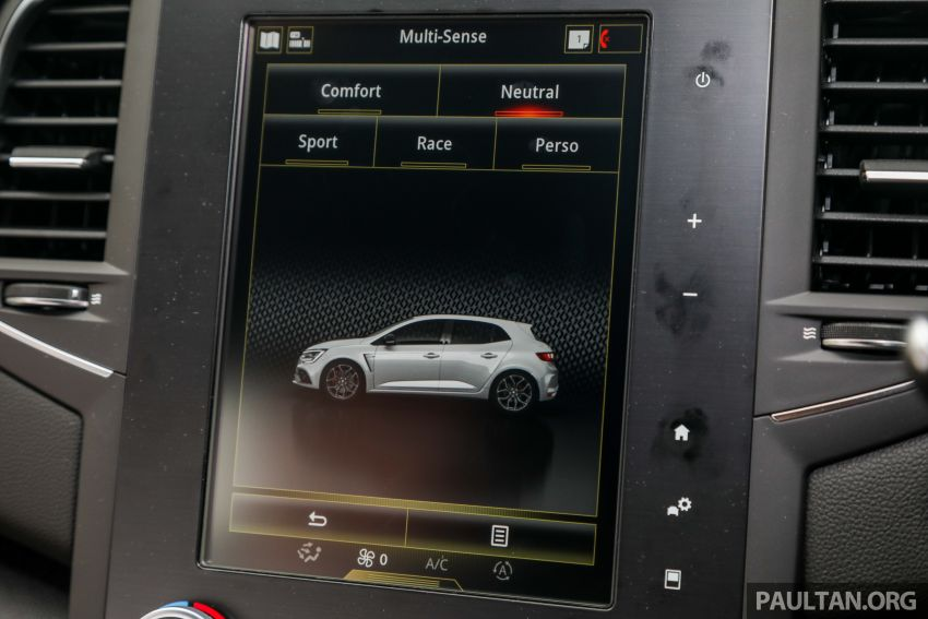 GALERI: Renault Megane RS 280 Cup EDC – harga rasmi untuk varian auto diumumkan, RM299,888 Image #998517