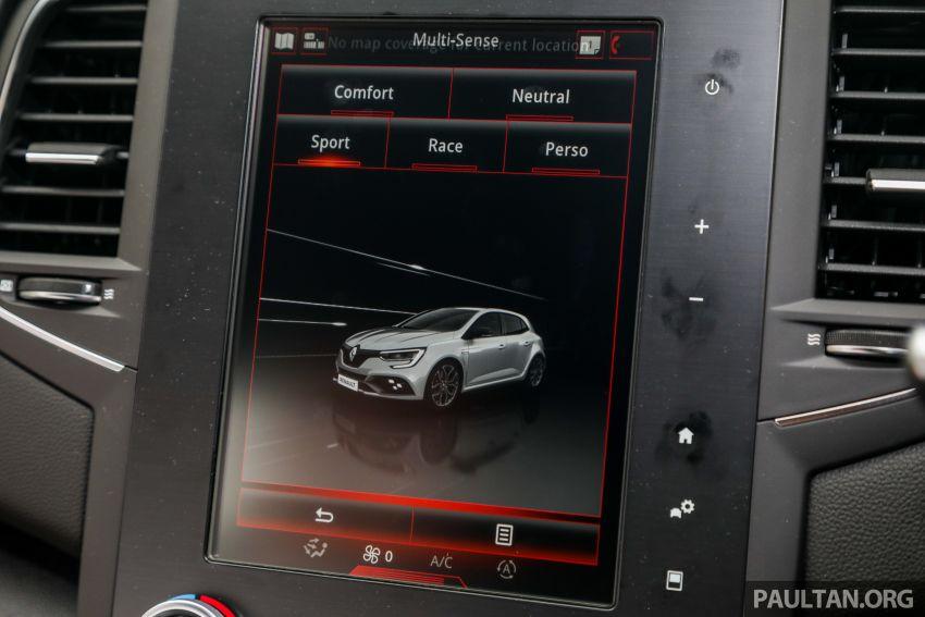 GALERI: Renault Megane RS 280 Cup EDC – harga rasmi untuk varian auto diumumkan, RM299,888 Image #998518