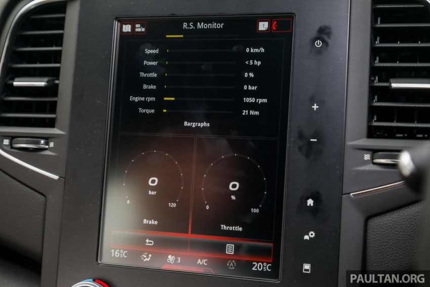 GALERI: Renault Megane RS 280 Cup EDC – harga rasmi untuk varian auto diumumkan, RM299,888 Image #998524