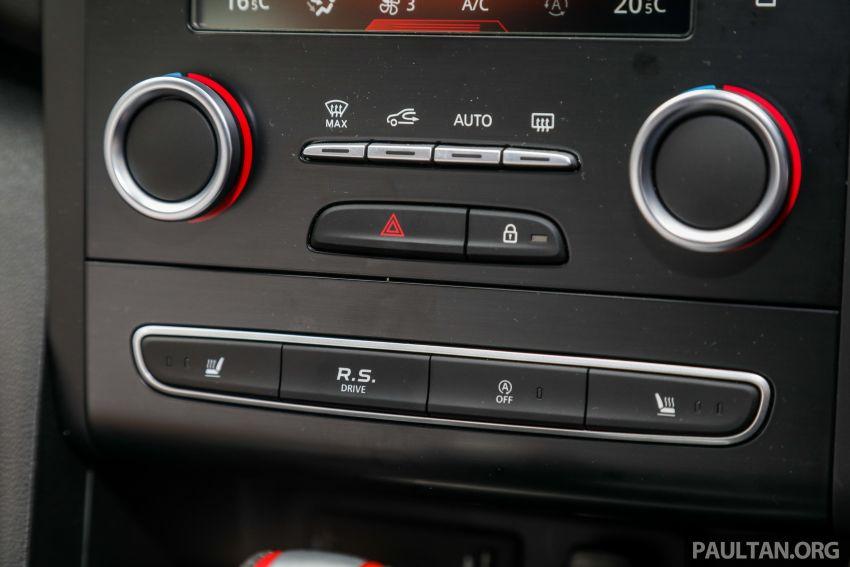 GALERI: Renault Megane RS 280 Cup EDC – harga rasmi untuk varian auto diumumkan, RM299,888 Image #998525