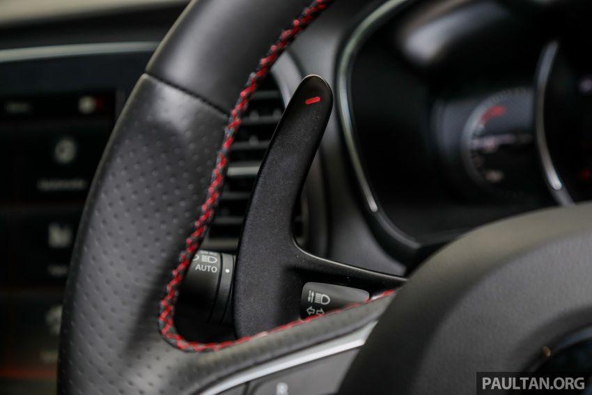 GALERI: Renault Megane RS 280 Cup EDC – harga rasmi untuk varian auto diumumkan, RM299,888 Image #998497