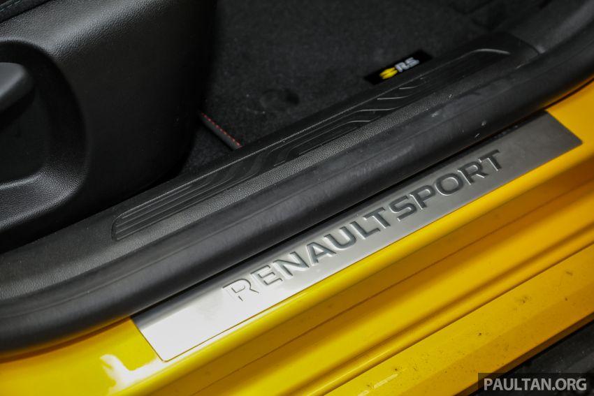 GALERI: Renault Megane RS 280 Cup EDC – harga rasmi untuk varian auto diumumkan, RM299,888 Image #998546