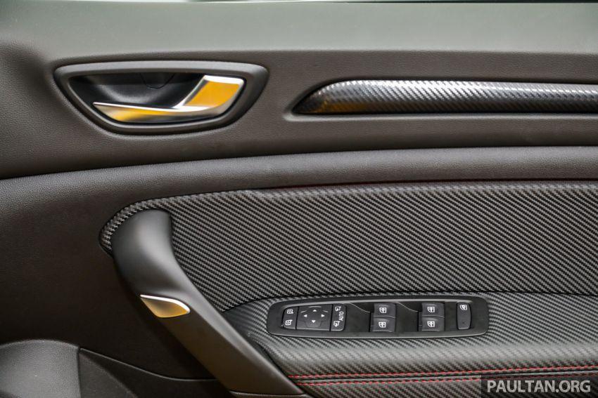GALERI: Renault Megane RS 280 Cup EDC – harga rasmi untuk varian auto diumumkan, RM299,888 Image #998550