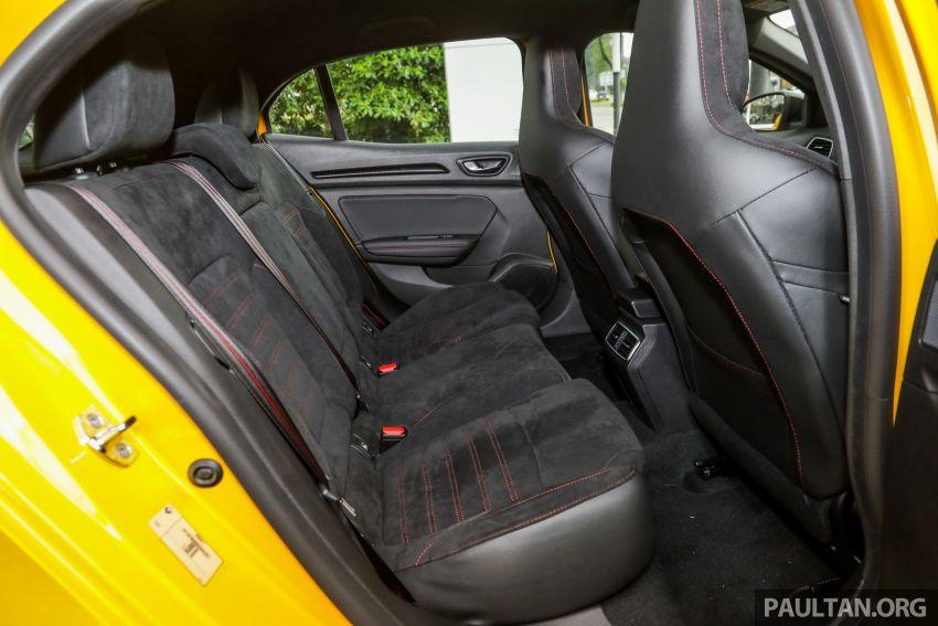 GALERI: Renault Megane RS 280 Cup EDC – harga rasmi untuk varian auto diumumkan, RM299,888 Image #998551