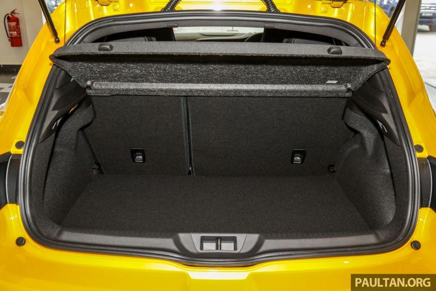 GALERI: Renault Megane RS 280 Cup EDC – harga rasmi untuk varian auto diumumkan, RM299,888 Image #998557