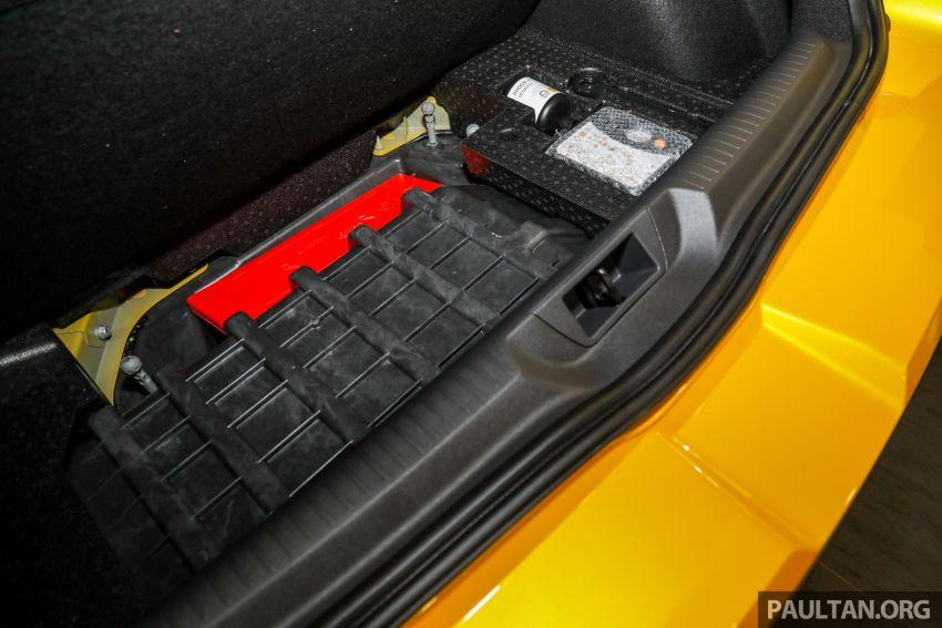 GALERI: Renault Megane RS 280 Cup EDC – harga rasmi untuk varian auto diumumkan, RM299,888 Image #998559