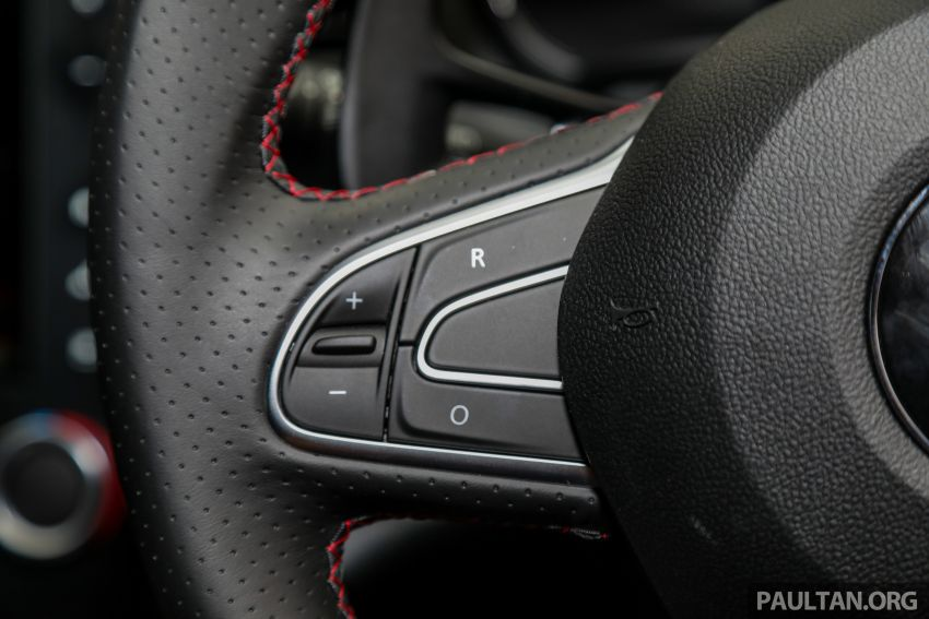 GALERI: Renault Megane RS 280 Cup EDC – harga rasmi untuk varian auto diumumkan, RM299,888 Image #998499