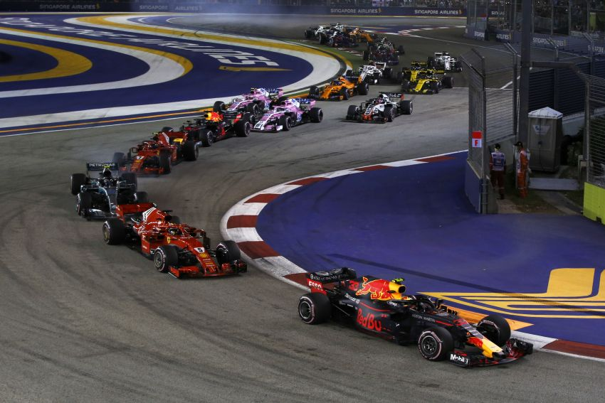 AD: 2019 Singapore Grand Prix re-ignites Marina Bay – enjoy F1 action and music stars with just one ticket! Image #1006372