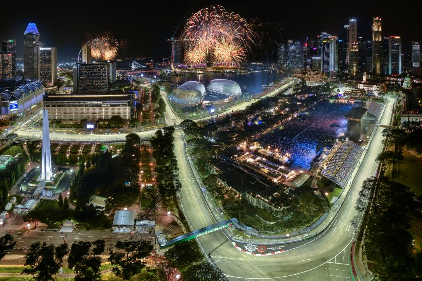 AD: 2019 Singapore Grand Prix re-ignites Marina Bay – enjoy F1 action and music stars with just one ticket! Image #1006364
