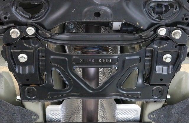 Spoon tala Civic 1.5L Turbo cecah 200 PS hanya guna komputer Hondata, dedah ekzos dan kelengkapan lain Image #997529
