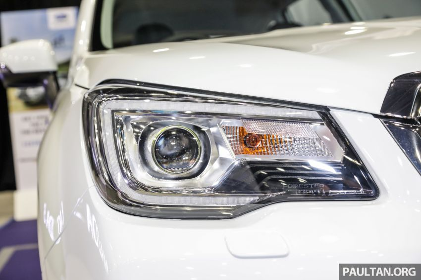 2019 Subaru Forester previewed in Malaysia – three 2.0L variants offered, EyeSight for range-topper Image #1002178