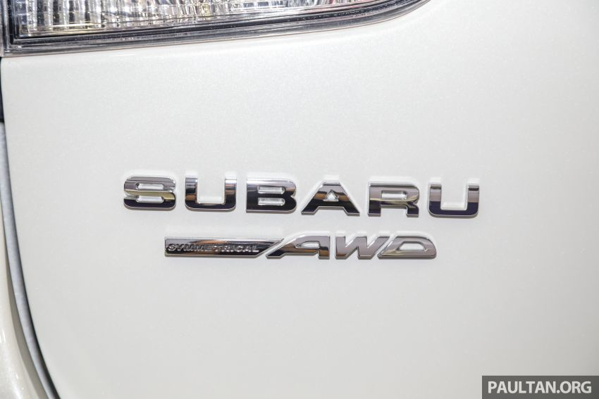 2019 Subaru Forester previewed in Malaysia – three 2.0L variants offered, EyeSight for range-topper Image #1002078