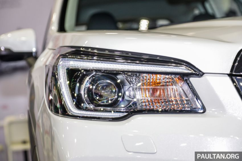2019 Subaru Forester previewed in Malaysia – three 2.0L variants offered, EyeSight for range-topper Image #1002029