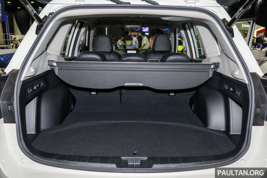 2019 Subaru Forester previewed in Malaysia – three 2.0L variants offered, EyeSight for range-topper Image #1002153
