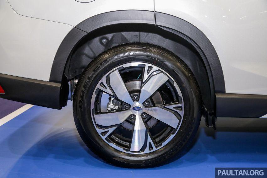 Subaru Forester 2019 dipertontonkan di Malaysia Image #1002030