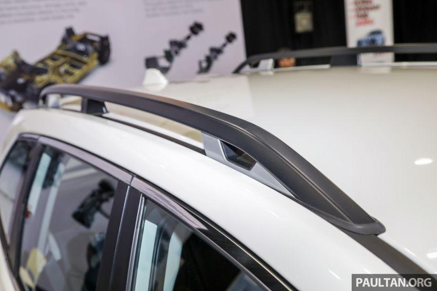 Subaru Forester 2019 dipertontonkan di Malaysia Image #1002031