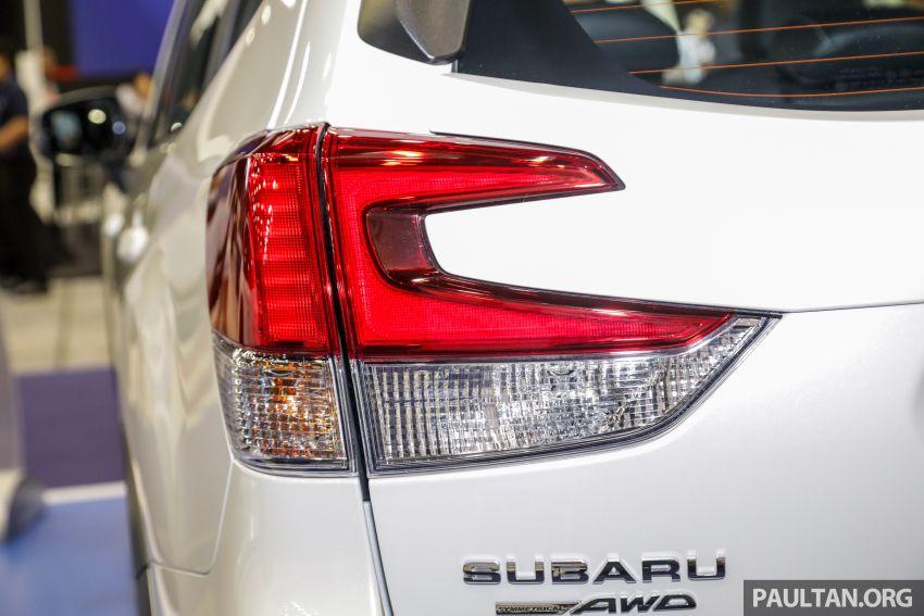 Subaru Forester 2019 dipertontonkan di Malaysia Image #1002041