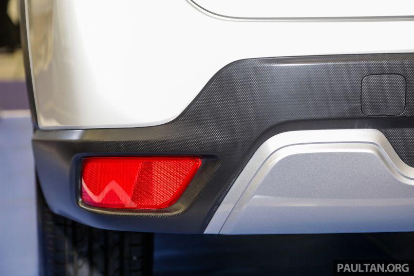 Subaru Forester 2019 dipertontonkan di Malaysia Image #1002043