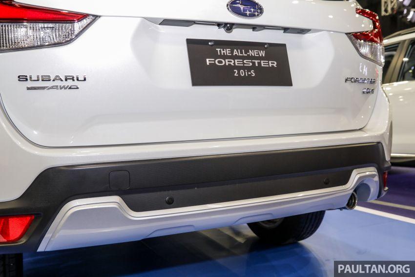 Subaru Forester 2019 dipertontonkan di Malaysia Image #1002046
