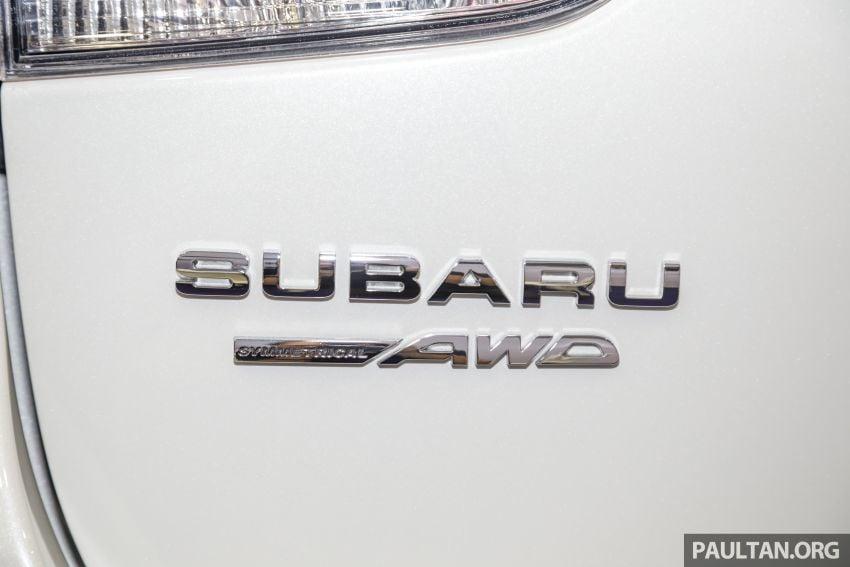 Subaru Forester 2019 dipertontonkan di Malaysia Image #1002050