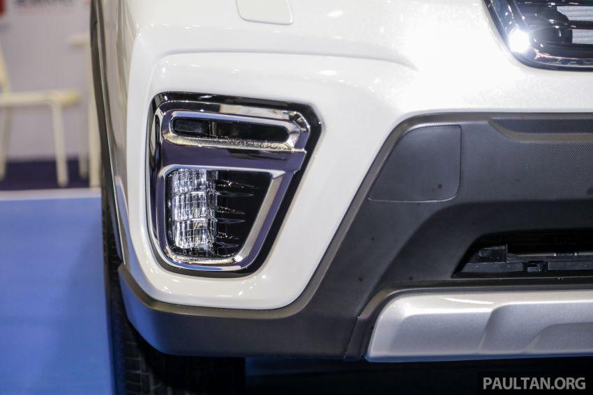 Subaru Forester 2019 dipertontonkan di Malaysia Image #1002021