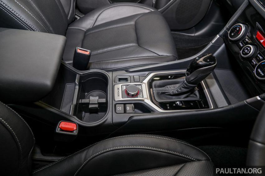 Subaru Forester 2019 dipertontonkan di Malaysia Image #1002079