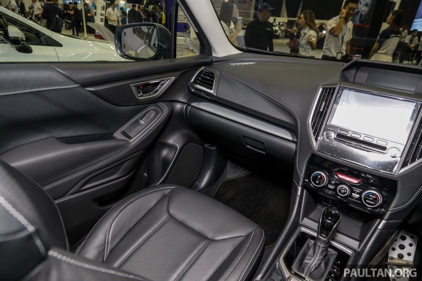Subaru Forester 2019 dipertontonkan di Malaysia Image #1002088