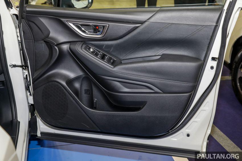 Subaru Forester 2019 dipertontonkan di Malaysia Image #1002099