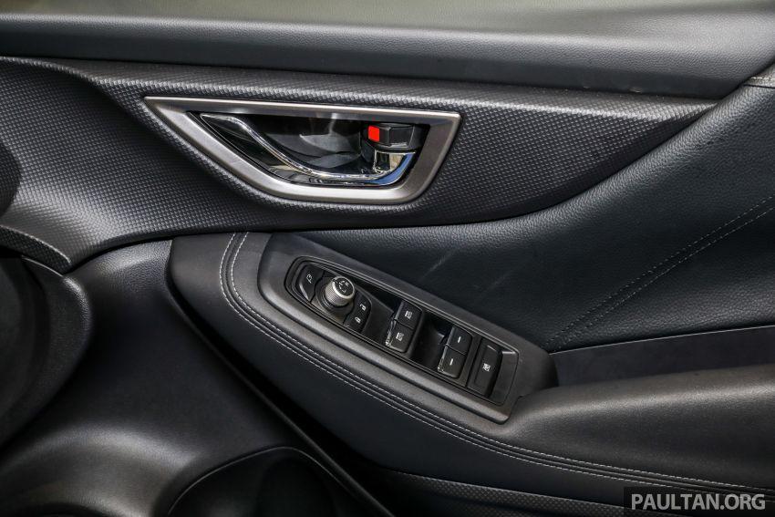 Subaru Forester 2019 dipertontonkan di Malaysia Image #1002101