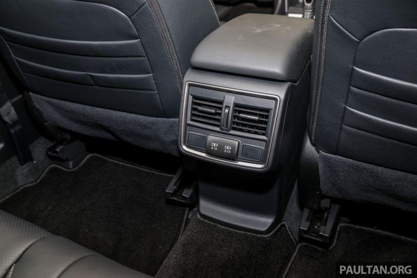 Subaru Forester 2019 dipertontonkan di Malaysia Image #1002113