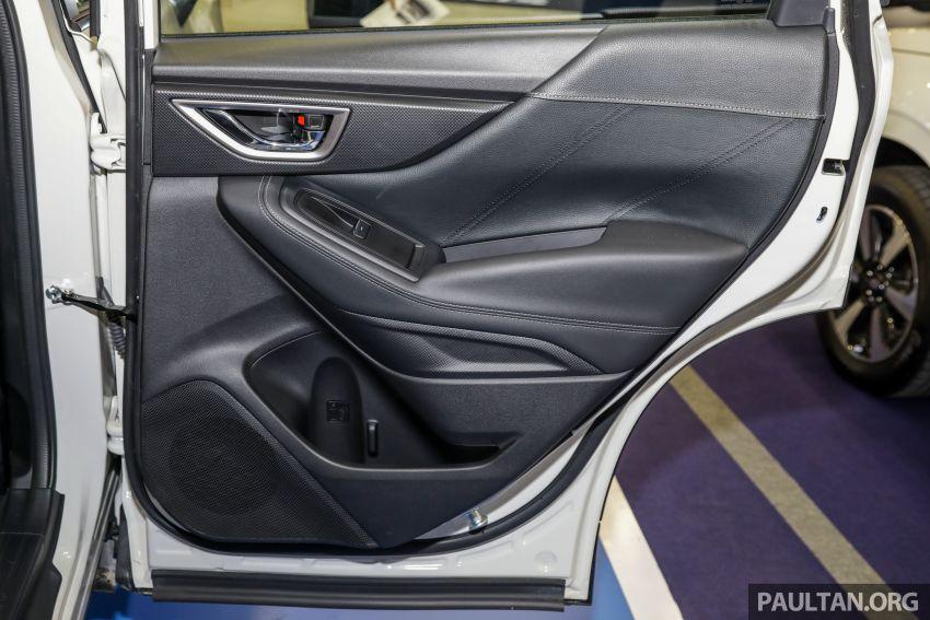 Subaru Forester 2019 dipertontonkan di Malaysia Image #1002117