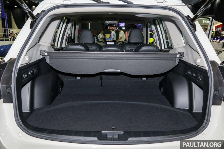 Subaru Forester 2019 dipertontonkan di Malaysia Image #1002120