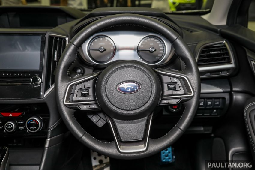 Subaru Forester 2019 dipertontonkan di Malaysia Image #1002063