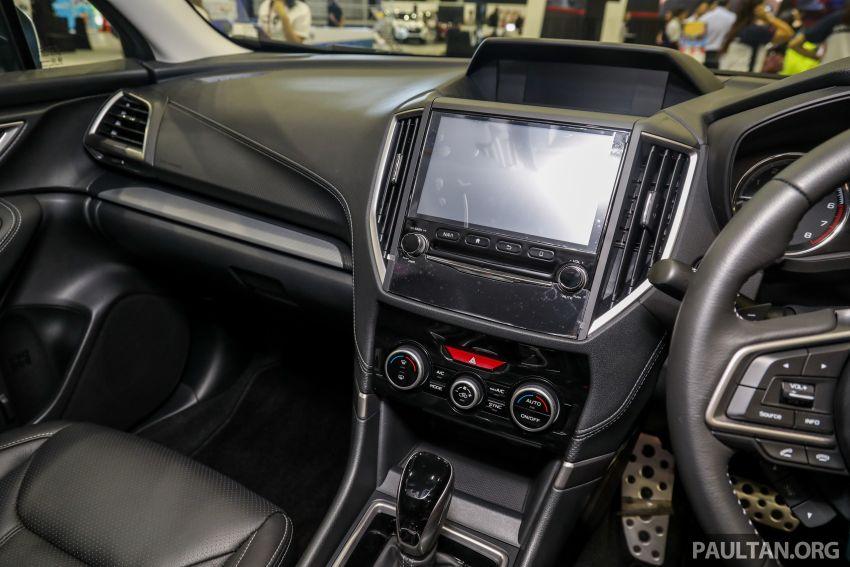 Subaru Forester 2019 dipertontonkan di Malaysia Image #1002068