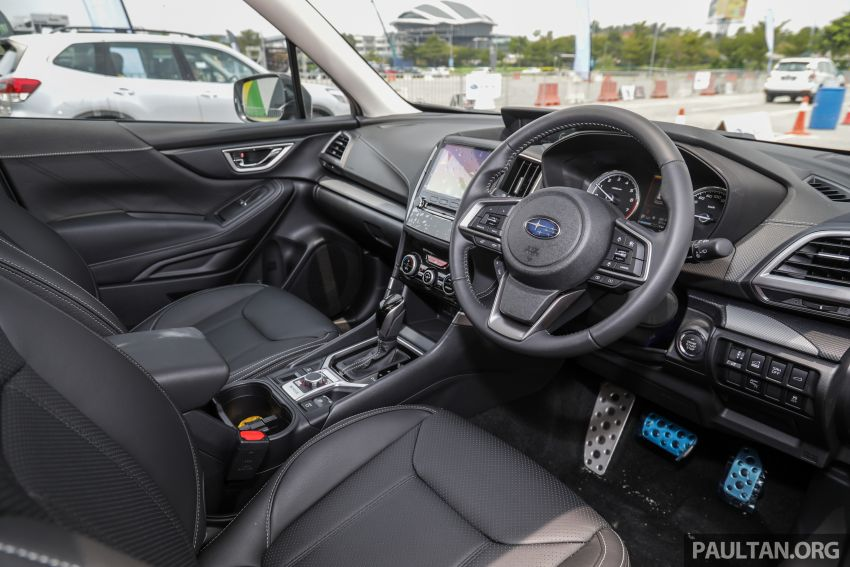 2019 Subaru Forester previewed in Malaysia – three 2.0L variants offered, EyeSight for range-topper Image #1002353