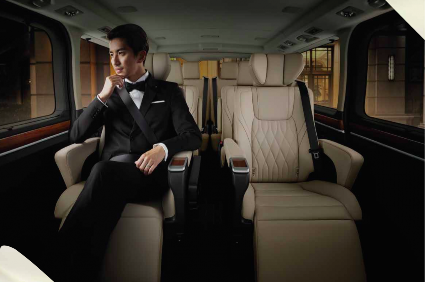 Toyota Majesty launched in Thailand, a luxe Commuter Image #1003420