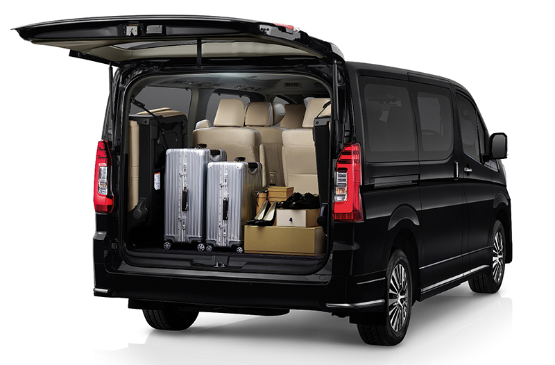 Toyota Majesty launched in Thailand, a luxe Commuter Image #1003748