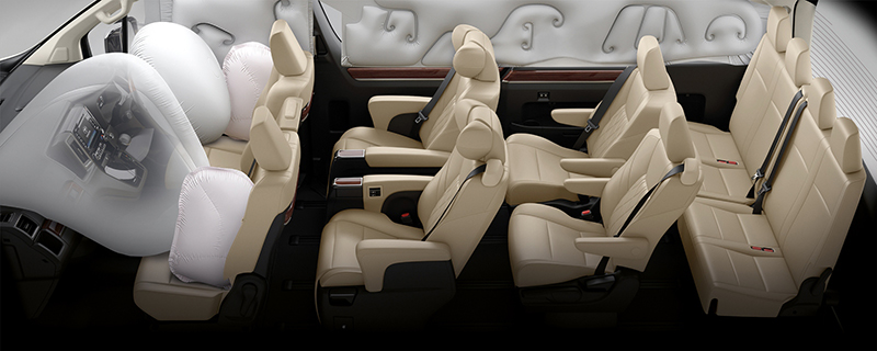 Toyota Majesty launched in Thailand, a luxe Commuter Image #1003749