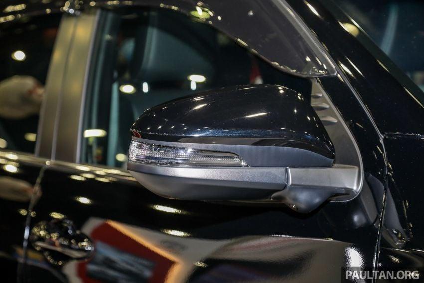 Toyota Hilux 2.8 Black Edition dilancarkan – RM140k Image #1002396
