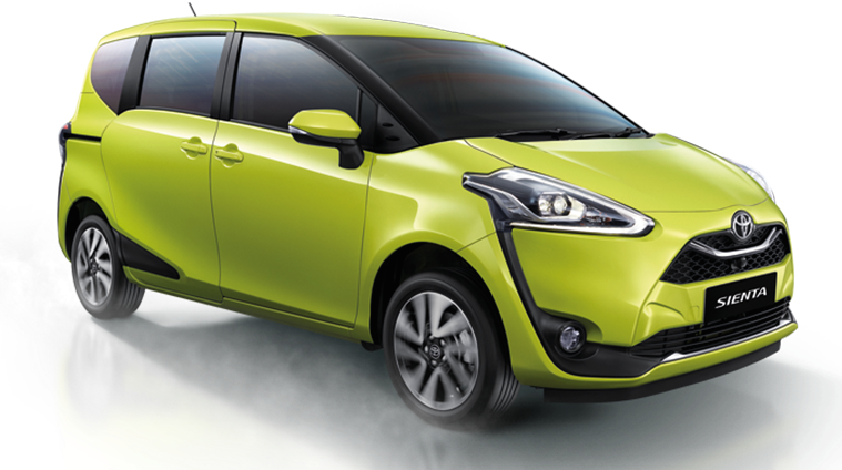 Toyota Sienta facelift launched in Thailand, fr. RM103k Image #1003178