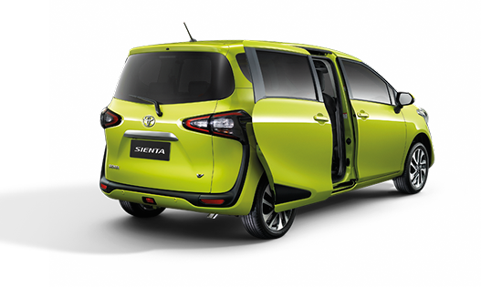 Toyota Sienta facelift launched in Thailand, fr. RM103k Image #1003184