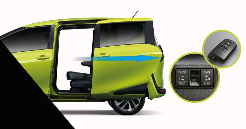 Toyota Sienta facelift launched in Thailand, fr. RM103k Image #1003191