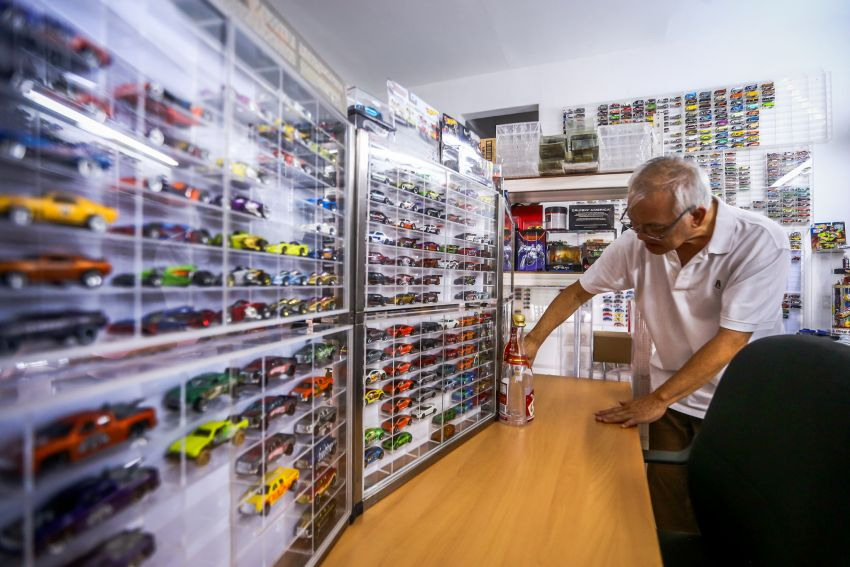 Malaysia's biggest Hot Wheels collector has over 10,000 pieces – cost RM100k, valued at RM200k-300k Image #1000681