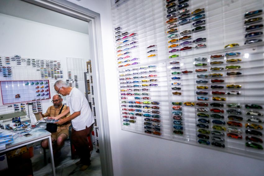 Malaysia's biggest Hot Wheels collector has over 10,000 pieces – cost RM100k, valued at RM200k-300k Image #1000698