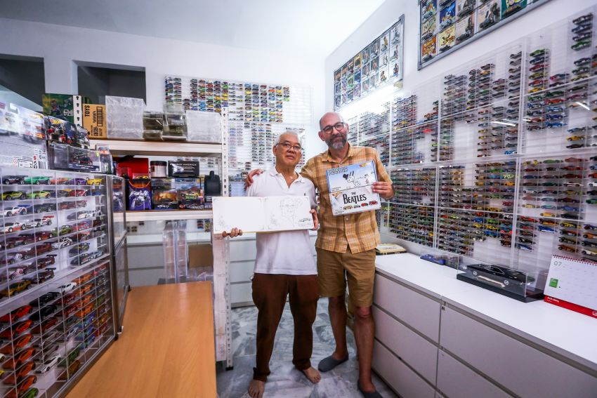 Malaysia's biggest Hot Wheels collector has over 10,000 pieces – cost RM100k, valued at RM200k-300k Image #1000699
