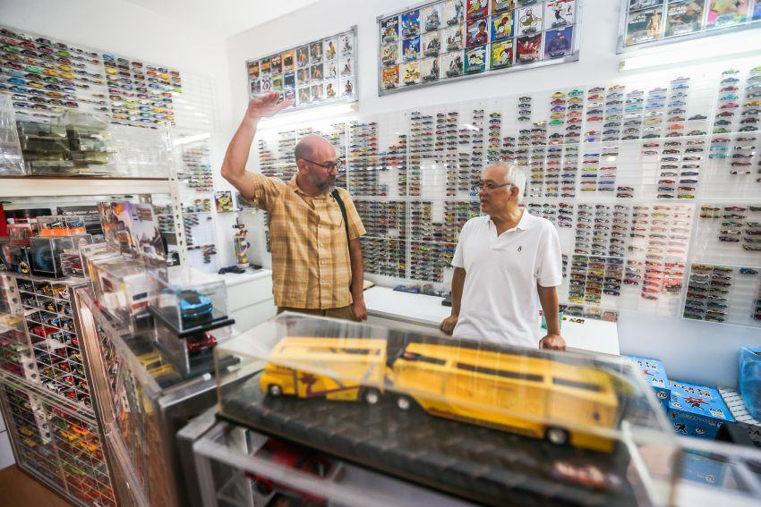 Malaysia's biggest Hot Wheels collector has over 10,000 pieces – cost RM100k, valued at RM200k-300k Image #1000704