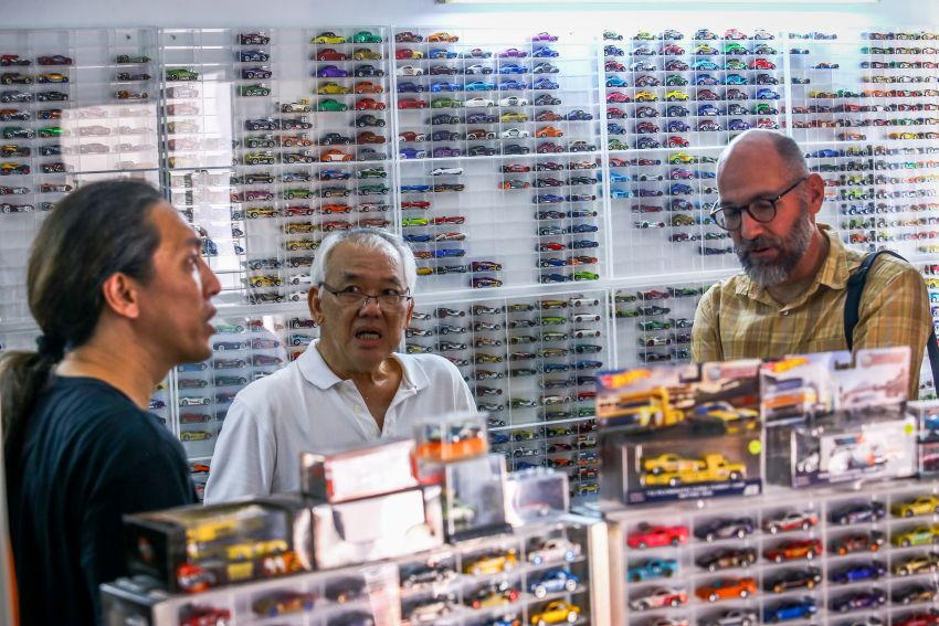 Malaysia's biggest Hot Wheels collector has over 10,000 pieces – cost RM100k, valued at RM200k-300k Image #1000706